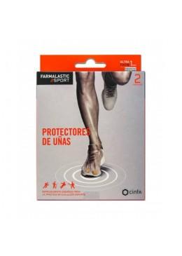 FARMALASTIC SPORT PROTECTOR DE UÑAS T-M 2 UDS 177138 Categorias