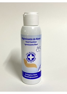 GEL HIDROALCOHOLICO 100 ML AIR-VAL 000255 HIGIENE