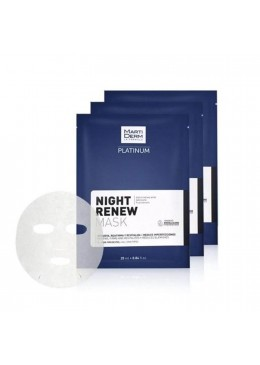 MARTIDERM MASK NIGHT RENEW 1 UNIDAD 019344 COSMETICA FACIAL