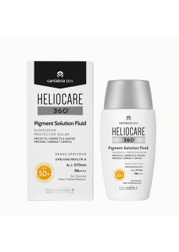 HELIOCARE 360º PIGMENT SOLUTION FLUID PROTECTOR 197779 Protector solar