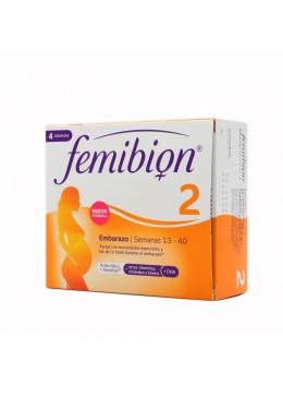 FEMIBION 2 28 COMPRIMIDOS Y 28 CAPSULAS 194770 Embarazo- Fertilidad- Lactancia