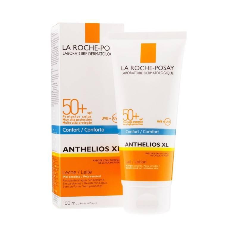 ANTHELIOS XL 50+ LECHE 100 ML 151779 Protector solar