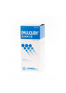 EMULIQUEN SIMPLE 478.2 MG/ML EMULSION ORAL 230 ML 744029 Laxantes