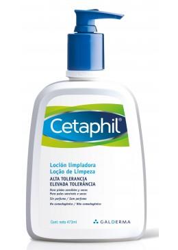 CETAPHIL LOCION LIMPIADORA 473 ML 262658 Desmaquillantes limpiadores -Tónicos