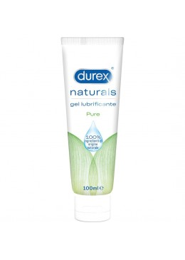 DUREX NATURALS INTIMATE GEL PURE 100 ML 192471 COSMÉTICA