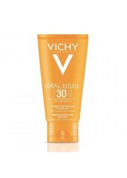 VICHY EMULSIÓN TACTO SECO SPF 30 50 ML 159209 Protector solar