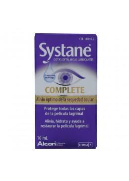 SYSTANE COMPLETE GOTAS OFTALMICAS LUBRICANTES 10 ML 187017 Hidratación e Higiene