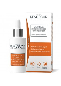 REMESCAR VITAMINA C ACIDO HIALU. SERUM 30 ML 196856 Antiedad - Reafirmantes