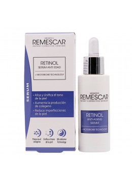 REMESCAR RETINOL SERUM ANTI EDAD 30 ML 196858 Antioxidantes Naturales