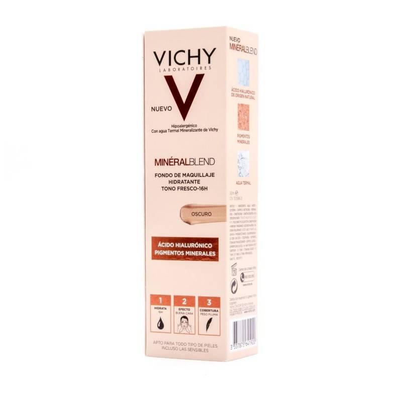 VICHY MINERAL BLEND FLUIDO CLIFF 30 ML 153586 COSMETICA FACIAL
