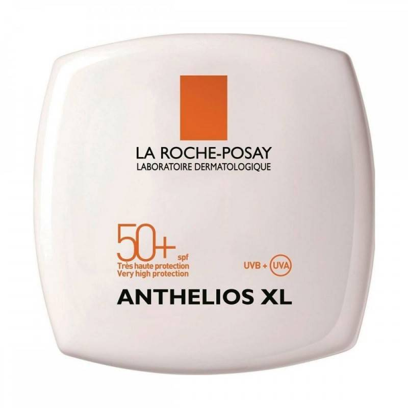 ANTHELIOS SPF 50+ COMPACTO TONO 2 169691 Protector solar