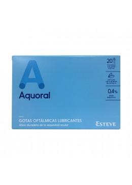 AQUORAL 20 UNIDADES MONODOSIS 264662 Hidratación e Higiene