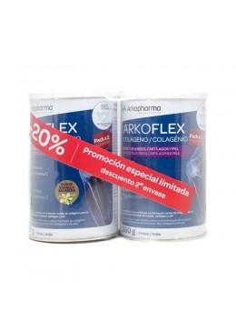 ARKOFLEX COLAGENO VAINILLA DUPLO 2 X 360 GR 046214 Articulaciones- Huesos
