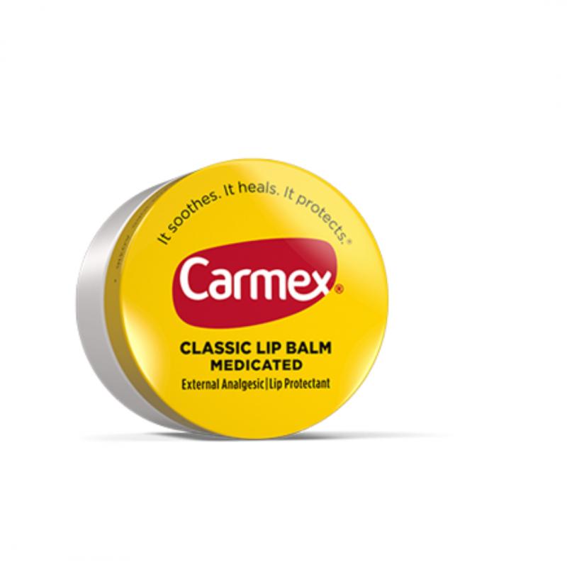 CARMEX CLASSIC BALSAMO LABIAL TARRITO 7. 5 GRAMOS 200410 Labios- Nariz