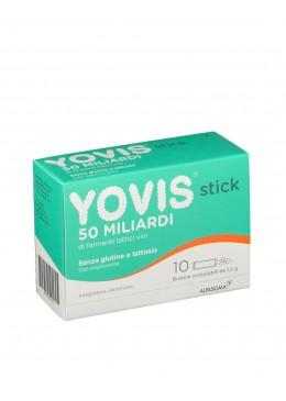 YOVIS 10 STICK BUCODISPERSABLES 189734 Probióticos-Digestión