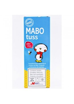 MABOTUS KIDS JARABE 150 ML 200298 Defensas - Resfriado