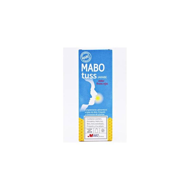 MABOTUSS JARABE 150 ML 200297 COMPLEMENTOS NUTRICIONALES