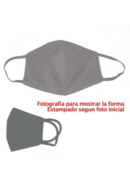 MASCARILLA FULI TIE-DYE AZUL T-MEDIANA 033028 PROTECCIÓN CORONAVIRUS