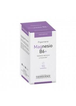 MAGNESIO B6+ 90 COMPRIMIDOS 189796 Barritas - Bebidas -Deporte