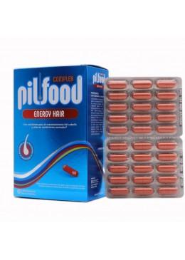 PILFOOD COMPLEX ENERGY HAIR 180 COMPRIMIDOS 187548 COMPLEMENTOS NUTRICIONALES