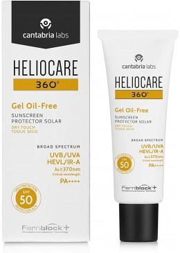 HELIOCARE 360º SPF 50+ GEL PROTECTOR SOLAR 50 ML 170742 Protector solar