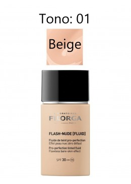 FILORGA FLASH-NUDE [FLUID] 01 NUDE BEIGE 30 ML 001166 Maquillaje