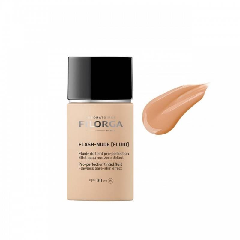 FILORGA FLASH-NUDE [FLUID] 02 NUDE GOLD 30 ML 001066 Maquillaje