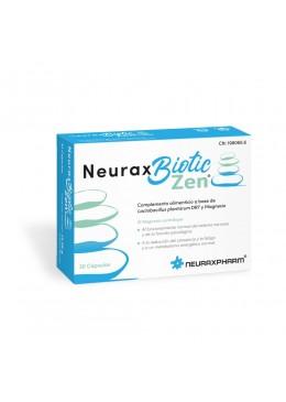 NEURAXBIOTIC ZEN 30 CAPSULAS 198065 COMPLEMENTOS NUTRICIONALES