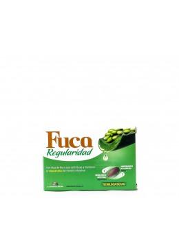 FUCA REGULARIDAD 30 COMPRIMIDOS 197409 COMPLEMENTOS NUTRICIONALES