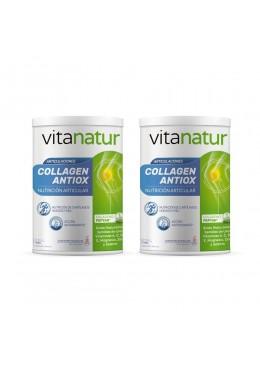 VITANATUR COLAGENO ANTIOX DUPLO 2 X 360 GR 102690 COMPLEMENTOS NUTRICIONALES