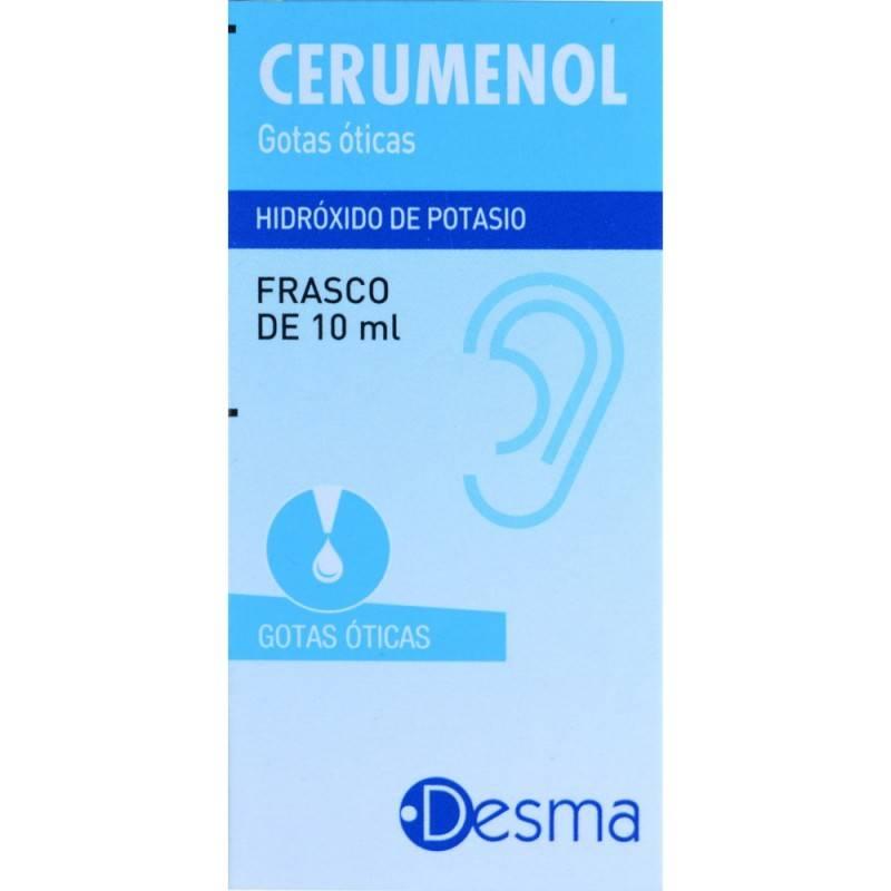 CERUMENOL 10ML GOTAS OTICAS 185261 MEDICAMENTOS