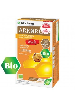 ARKOREAL JALEA REAL FRESCA 1000 MG 20 AMPOLLAS 204081 Defensas - Resfriado