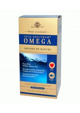 SOLGAR FULL SPECTRUM OMEGA 120 CAPSULAS 042563 COMPLEMENTOS NUTRICIONALES
