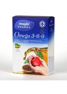 OMEGA-3-6-9 MAYLA 30 CAPSULAS 181803 COMPLEMENTOS NUTRICIONALES