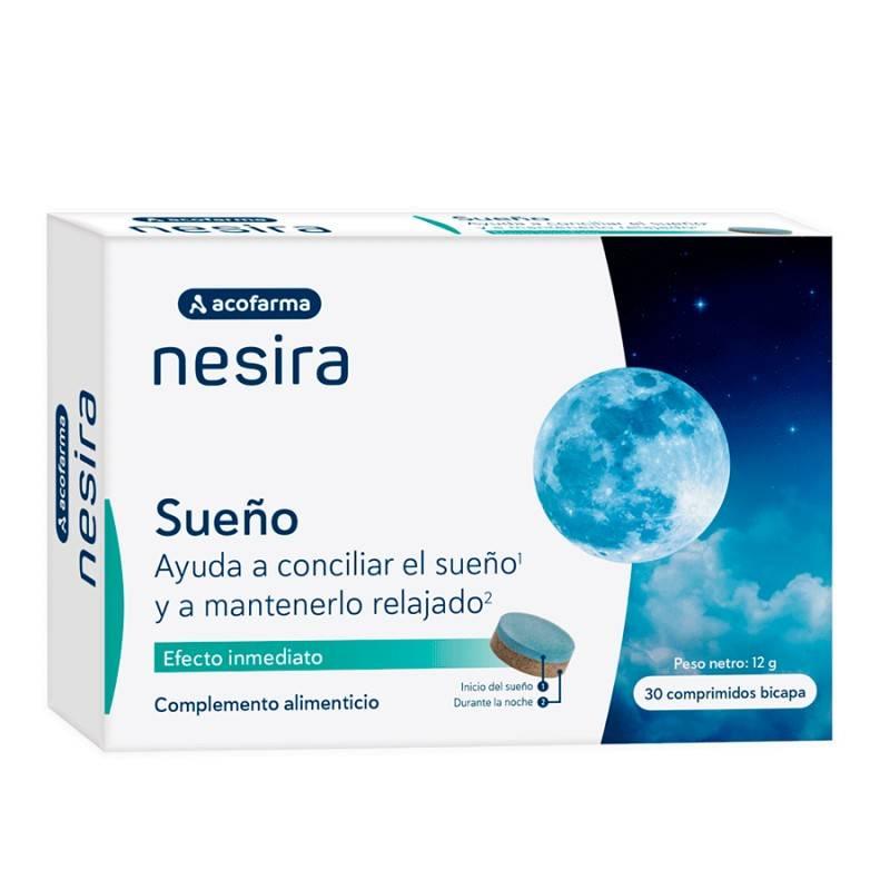 ACOFAR NESIRA SUEÑO 30 COMP 184927 Estrés- Insomnio