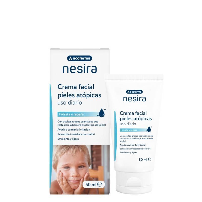 ACOFAR NESIRA CREMA FACIAL PIELES ATOPICAS 50 ML 176708 Sensibles-Atópicas