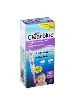 CLEARBLUE TEST OVULACION DIGITAL 151493 Test de Embarazo y Ovulación