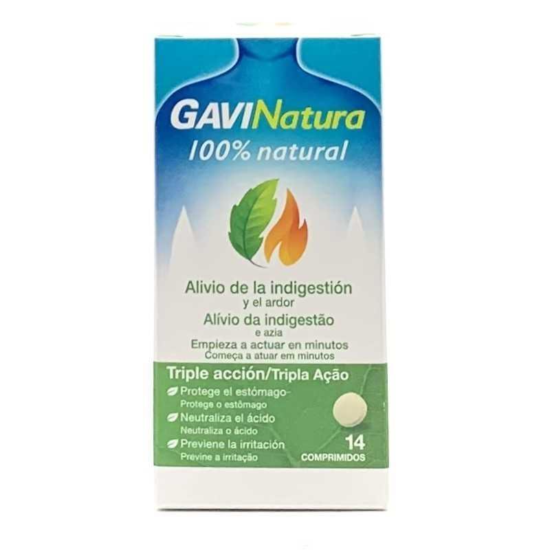 GAVINATURA 14 COMPRIMIDOS 203384 Aparato digestivo - Medicamentos