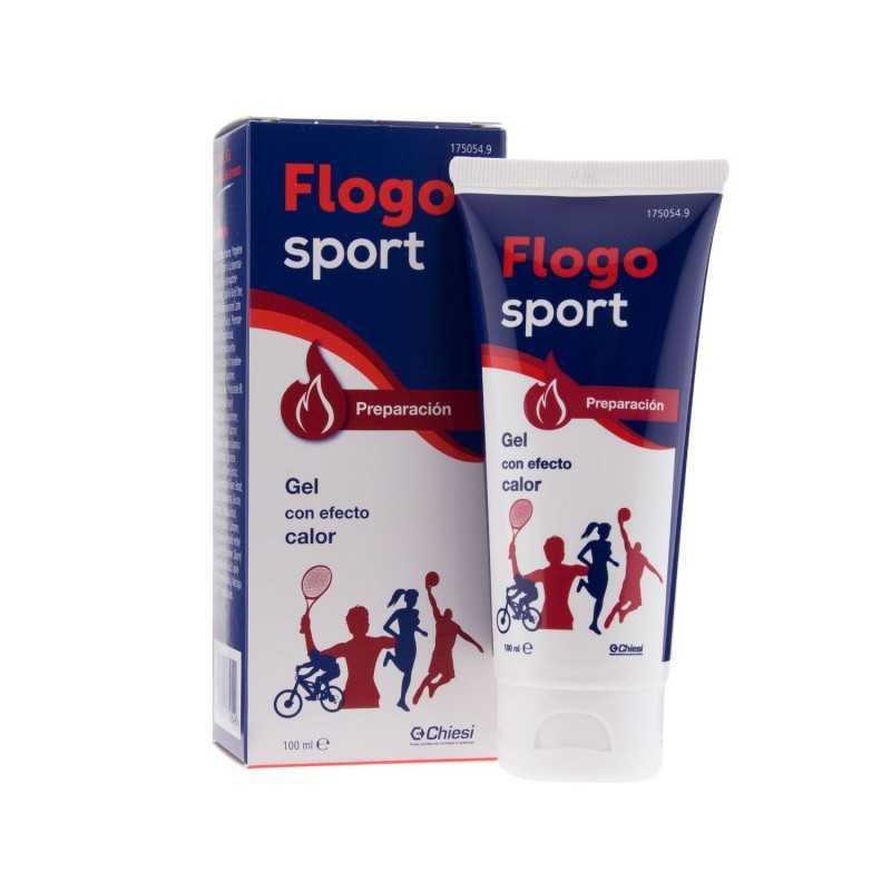 FLOGOPROFEN SPORT PREP GEL EFECTO CALOR 175054 Dolor Muscular- Contusiones