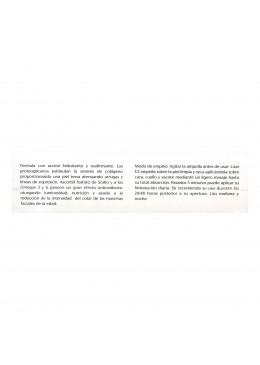 ARISTODERM PROTEOGLICANOS-C 30 AMPOLLAS 2 ML 187965 Antiedad - Reafirmantes