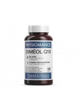 DIMEOL Q10 180 COMPRIMIDOS - THERASCIENCE 053963 Colesterol- Ácidos grasos