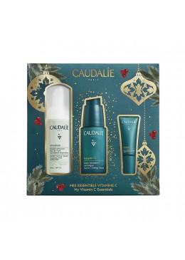 CAUDALIE VINERGETIC C+ SERUM COFRE NAVIDAD 012618 Antiedad - Reafirmantes