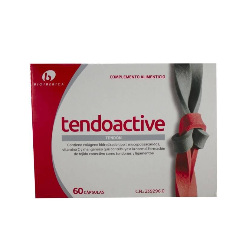 TENDOACTIVE 60 CAPSULAS 239296 Articulaciones- Huesos