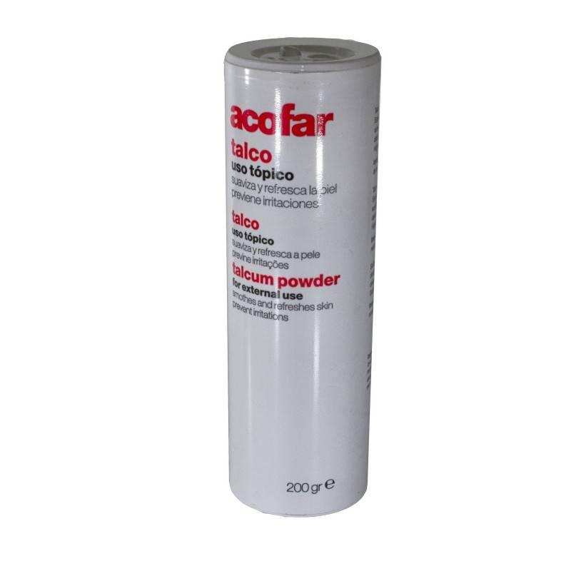 ACOFAR TALCO 200 G 150887 Higiene- Cuidado piel Infantil