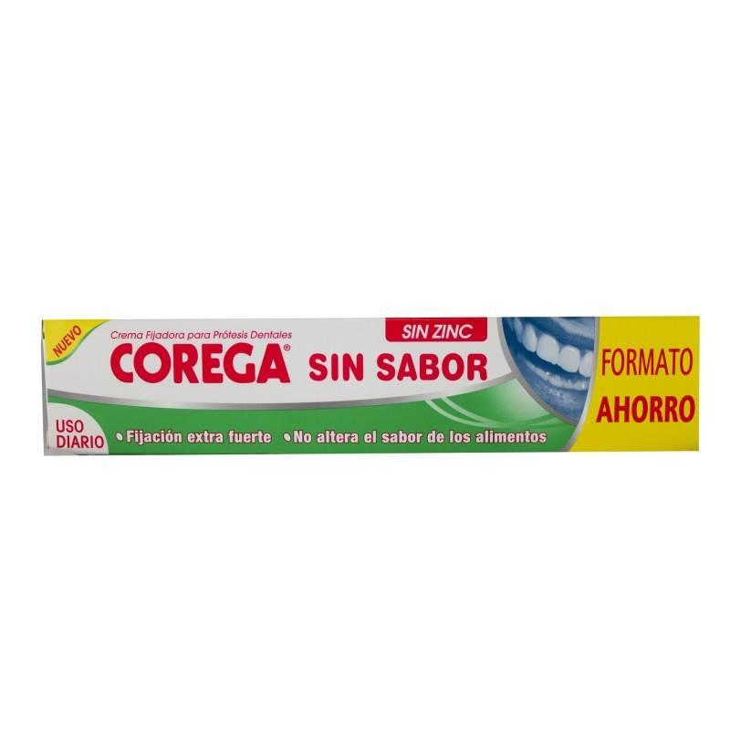 COREGA CREMA EXTRA FUERTE SIN SABOR 70 ML 151329 Dentadura- Fijación- Limpieza