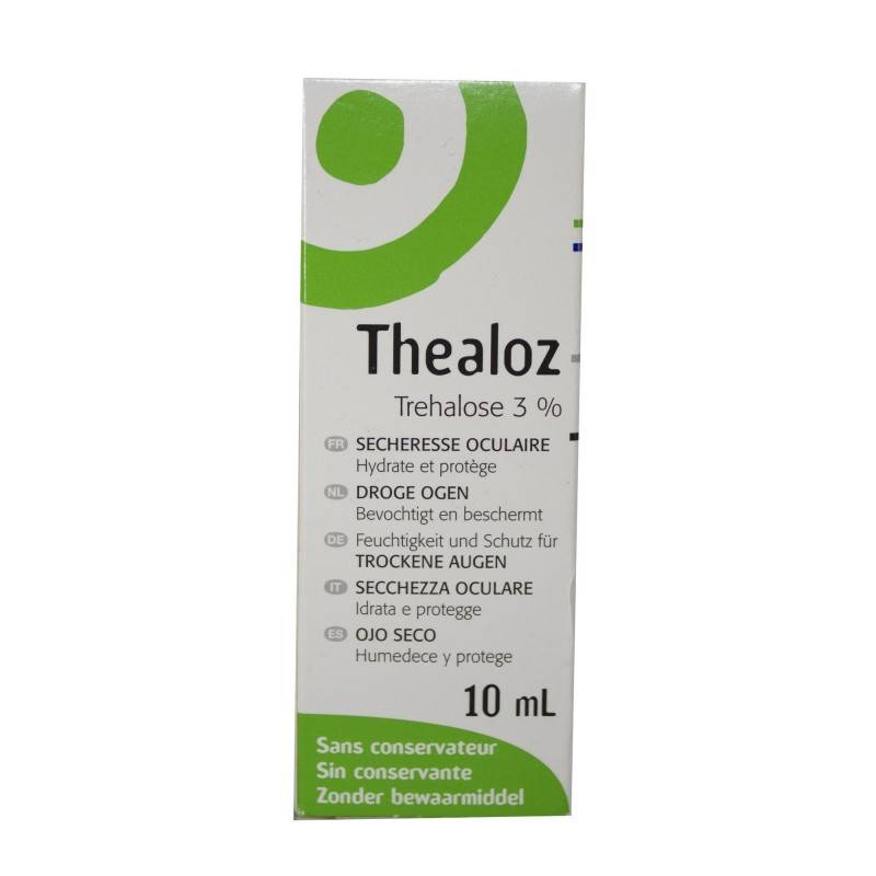 THEALOZ 10 ML 151986 Hidratación e Higiene