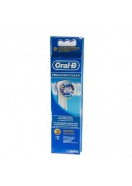 ORAL B RECAMBIO CEPILLO PRECISION CLEAN 3 UN 156622 Cepillos-Accesorios bucales