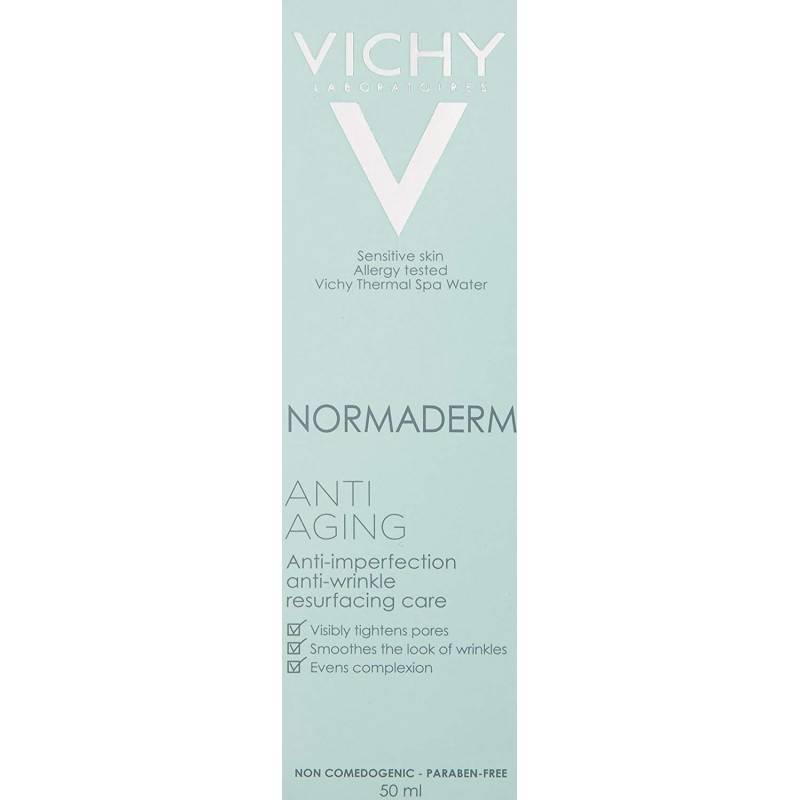 VICHY NORMADERM ANTIEDAD 50 ML 156858 Piel Grasa- Rosacea-Cuperosis