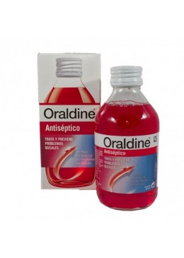 ORALDINE 200 ML 157169 Dentífricos - Enjuages