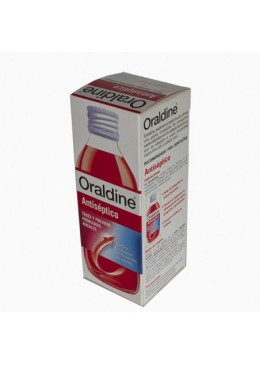 ORALDINE 400 ML 157170 Dentífricos - Enjuages